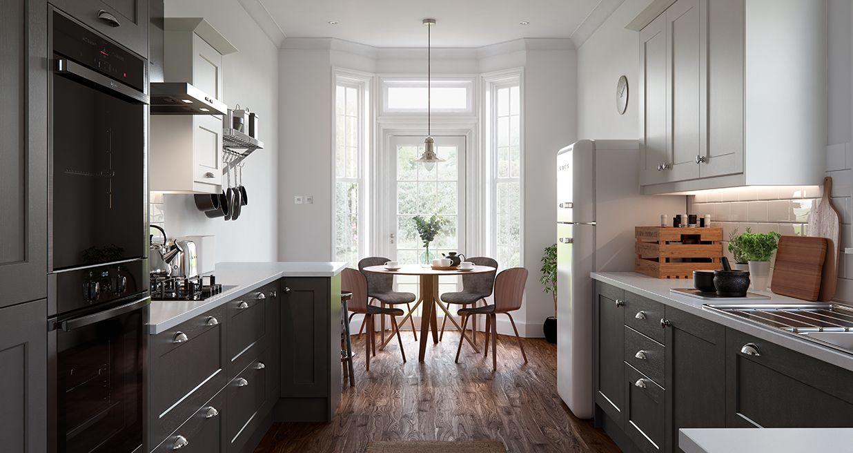 Classic kitchen style