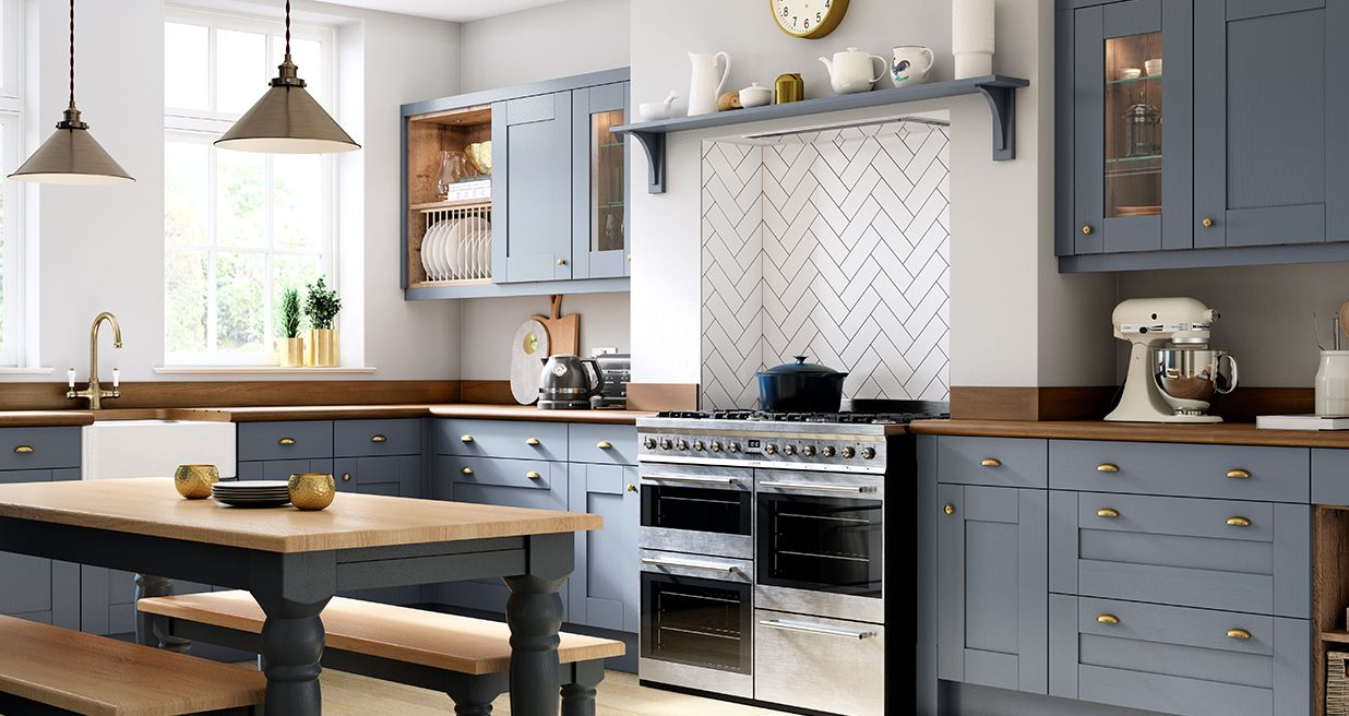 Fitted kitchen service for Kitchen lighting ideas john lewis