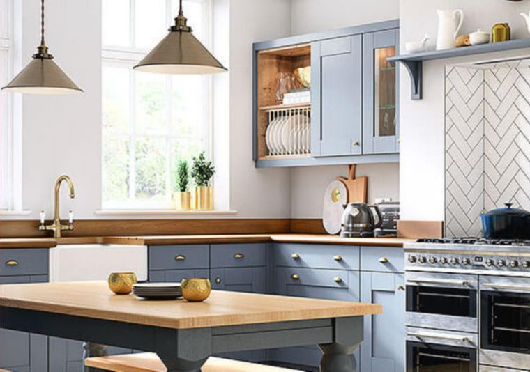 Fitted kitchen service for Kitchen design john lewis