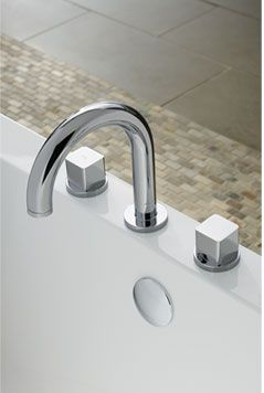 Taps and shower mixers