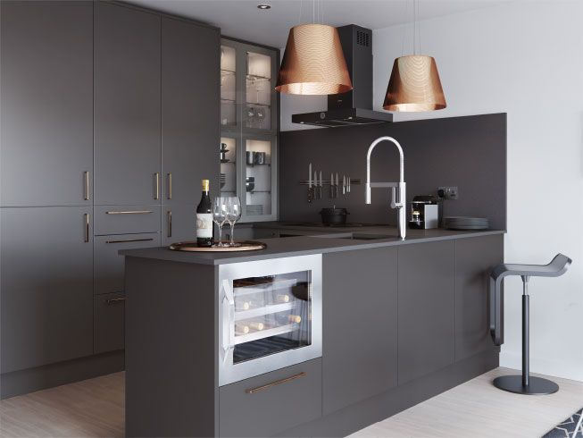 John lewis fitted kitchen service for Small fitted kitchens