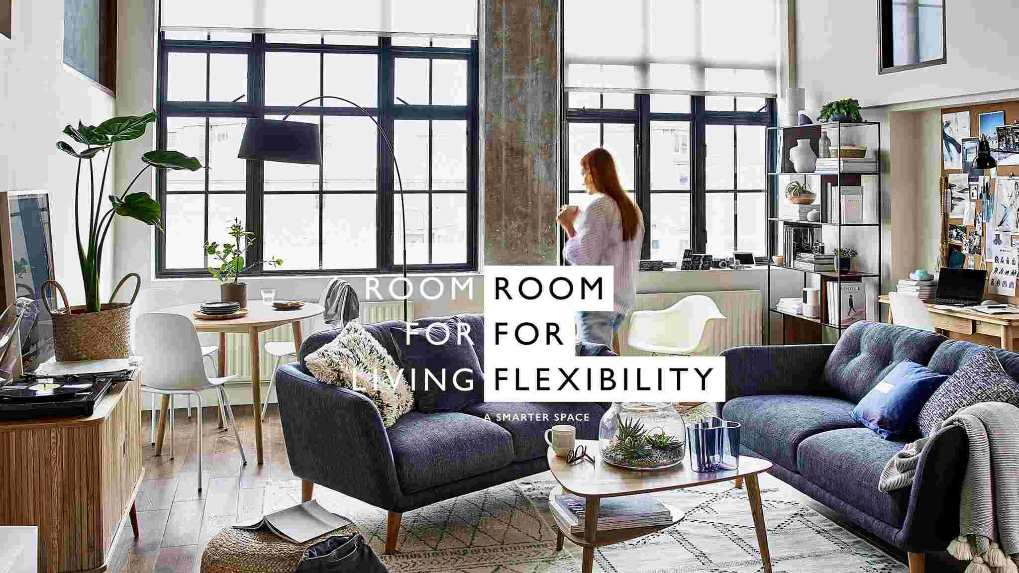Room for Flexibility