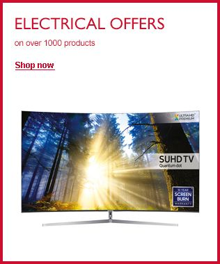 Electrical Offers - on over 1000 products