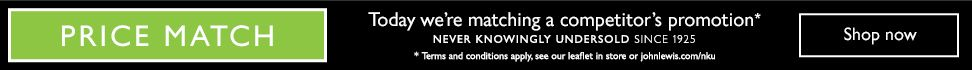 Price Match - Today we%27re matching a competitor%27s promotion