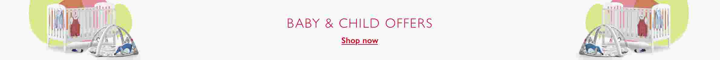 Baby & Child Easter Offers