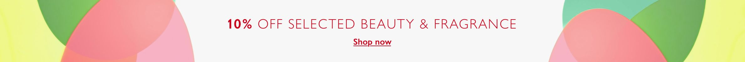 Beauty Easter Offers
