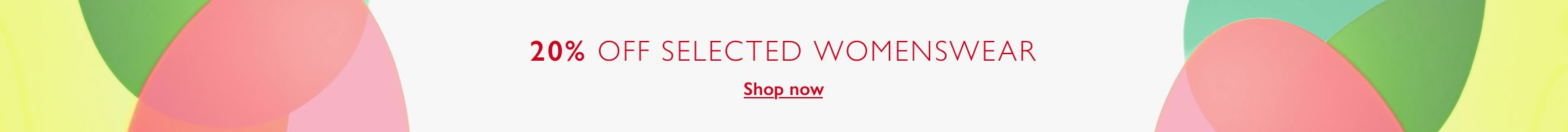76f1dcf88b Womenswear Easter Offers