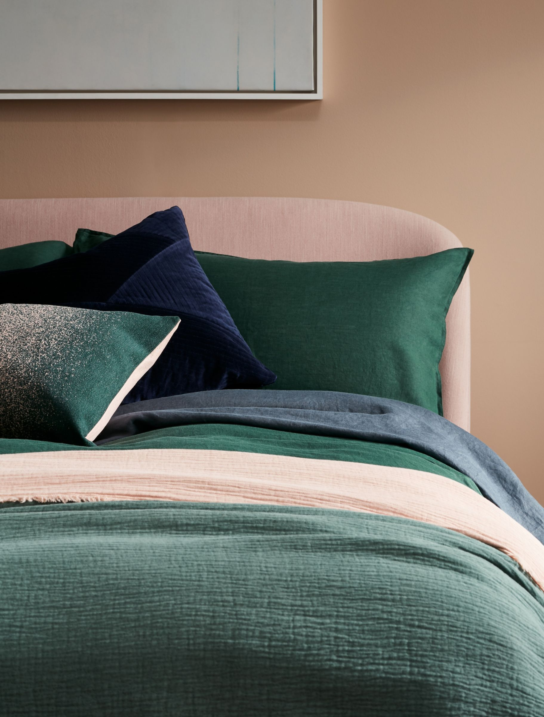 Forest Green Your New Interior Colour Obsession John Lewis Partners