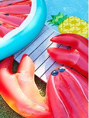 Pool Floats & Summer Party Accessories