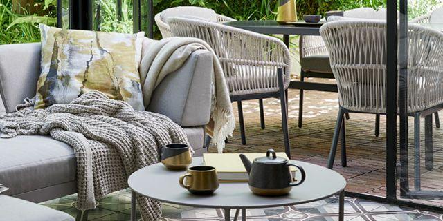 Garden Furniture Outdoor, Waterproof Cushions For Outdoor Furniture Wilko