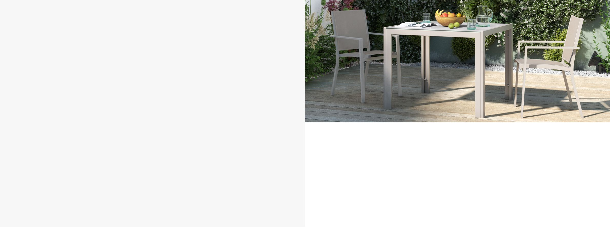 Garden Tables Outdoor John Lewis Partners - Small Round Wooden Garden Coffee Table
