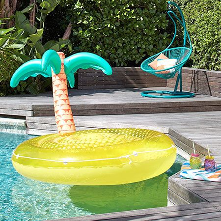 Pool Floats and Summer Party Decorations