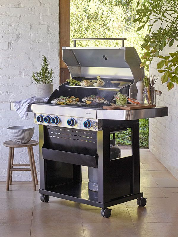 BARBECUES AND OUTDOOR HEATING