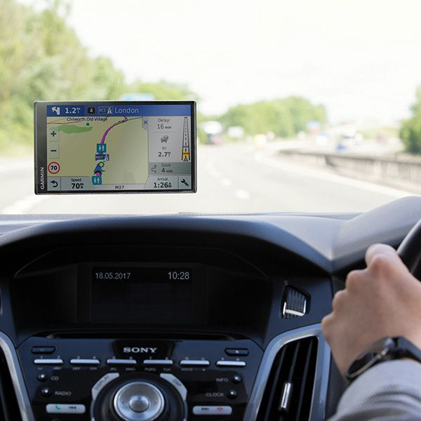 Garmin In-Car Technology