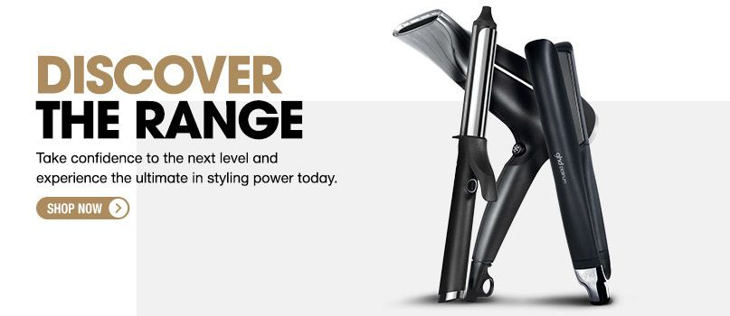 ghd discover the range