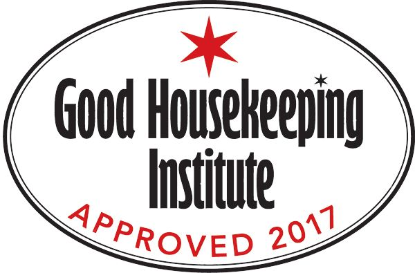 Good Housekeeping Approved 2017