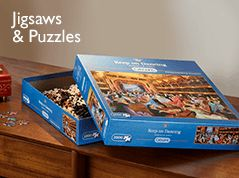 Jigsaw's & Puzzles