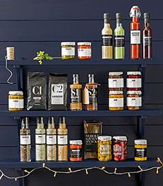 Condiments & Preserves