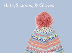 Hats, Scarves, & Gloves