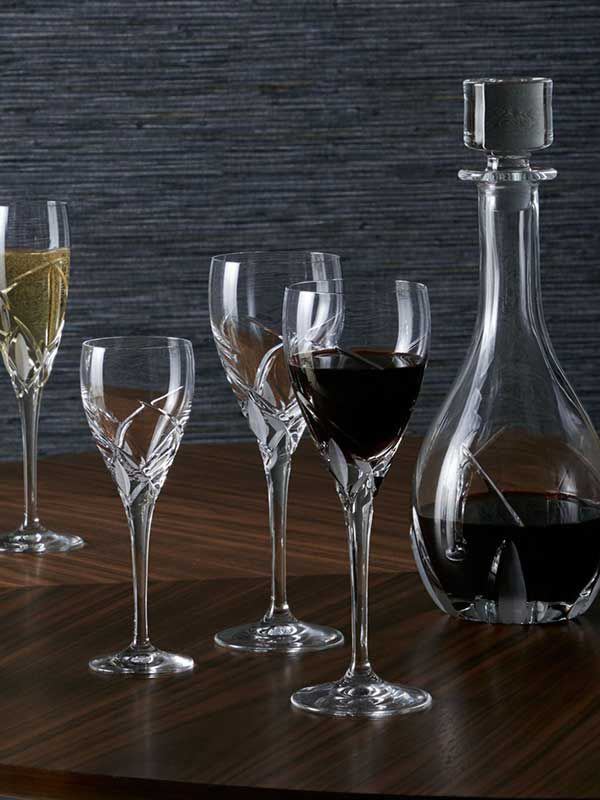 John Lewis & Partners Cut Glassware