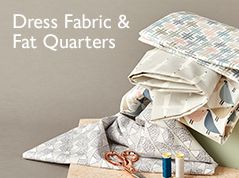 Dress Fabric & Fat Quarters