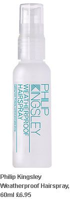Philip Kingsley Weatherproof Hairspray, 60ml