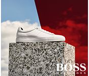 Shop BOSS Menswear Shoes & Accessories