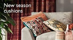 New season cushions