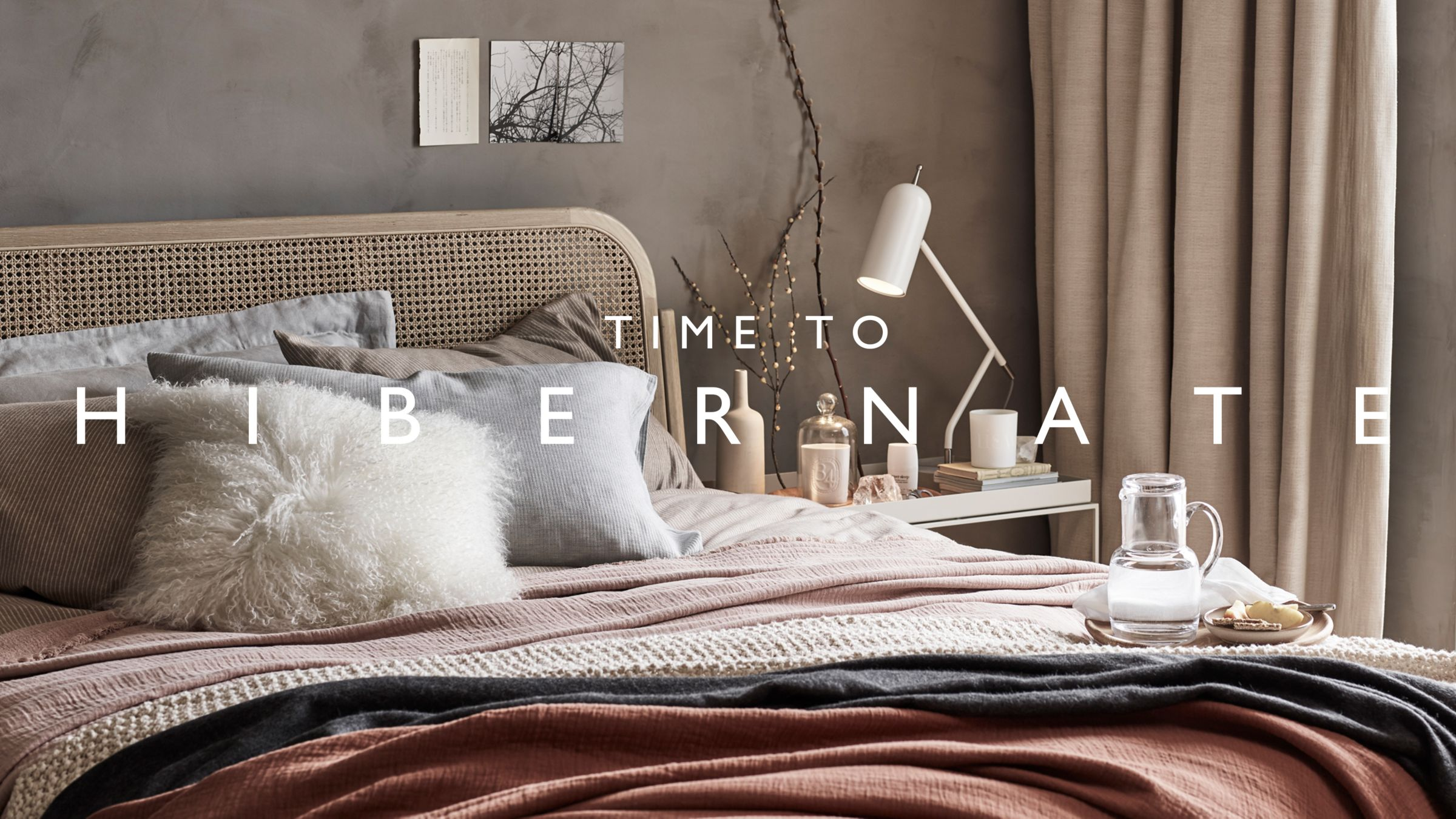 Decorating ideas for a cosy home  John Lewis & Partners