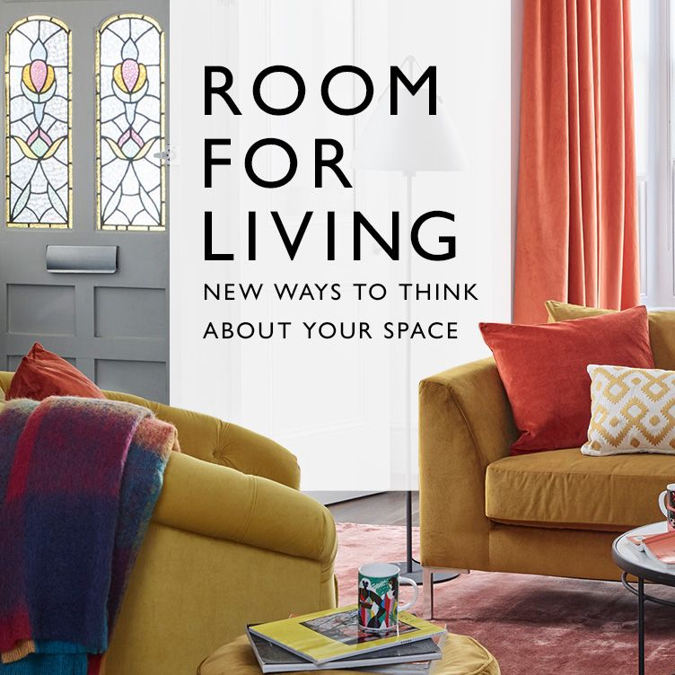 e5541e32177d04 We ve created five living rooms to reflect how we live now. It s not just  about creating a look