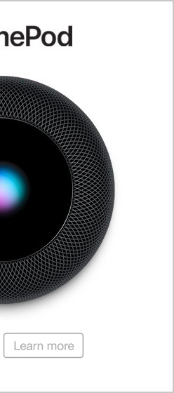 Apple homepod slice 2