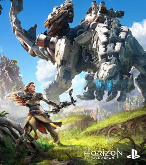 Horizon Zero Dawn from Sony