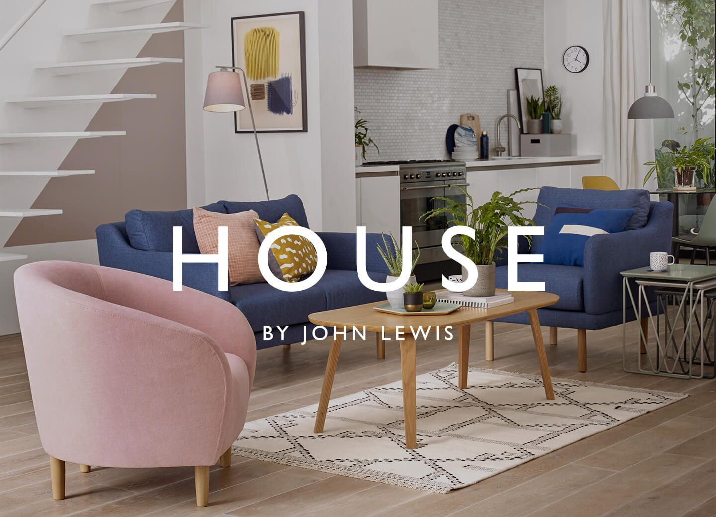 Contemporary interior design inspiration from House by John Lewis