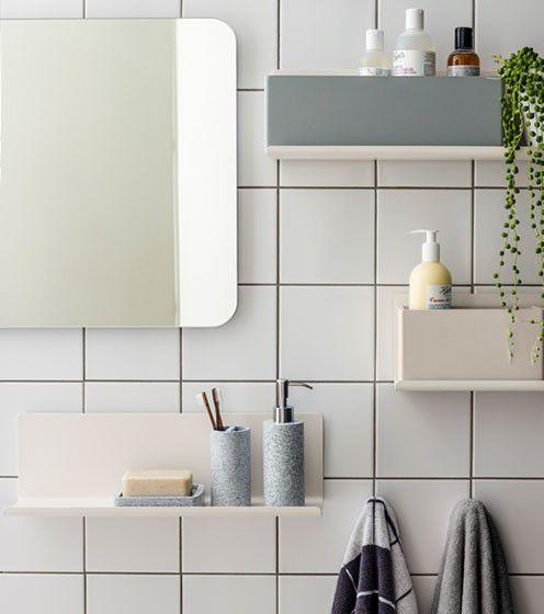 Bathroom Accessories Bin Tumbler Toothbrush Holder Soap Dish