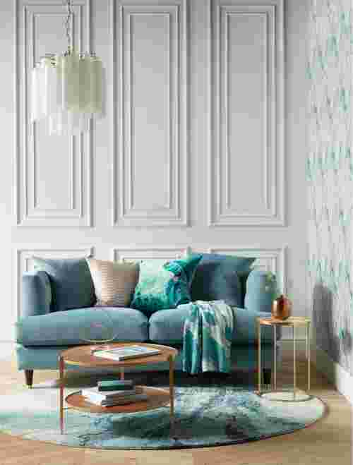 The Subtle Art Of How To Dress A Sofa With Cushions And