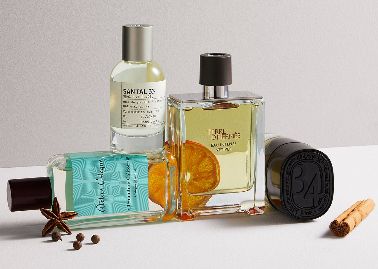 How to find your signature scent: A range of perfumes sold at John Lewis & Partners