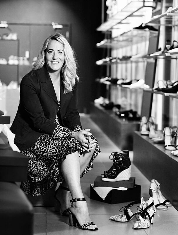 Sonya Parenti, Partner & Senior Women's Footwear Designer