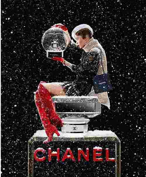 The gift of CHANEL