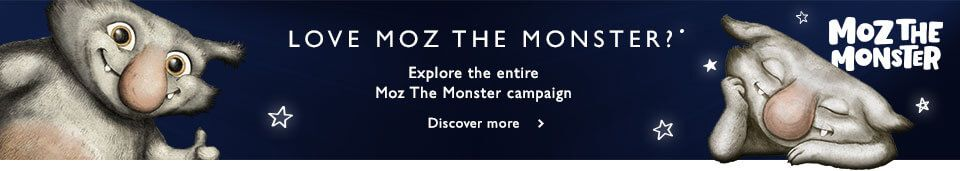Love Moz The Monster? Discover More