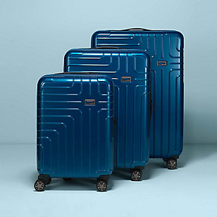 Easter travel suitcases