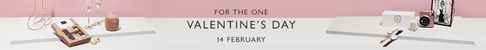 For the one - Valentine's Day - 14 february - Shop valentine's day