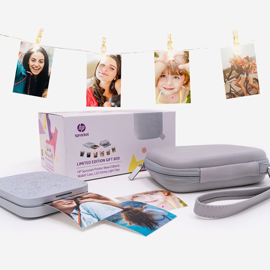 HP Sprocket 200 limited edition gift box