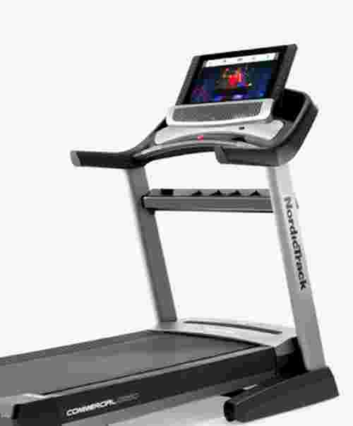 Upgrade your home workouts with the NordicTrack Commercial 2950 Treadmill, which offers on-demand fitness programs and tailored sessions with the iFit Coach