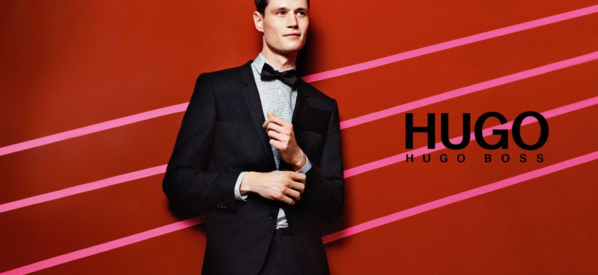 Shop HUGO Menswear
