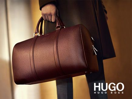 Hugo Boss travel bag