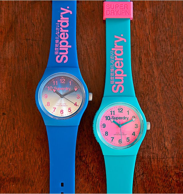 Shop colourful watches