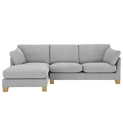 John Lewis Ikon LHF Chaise End Sofa