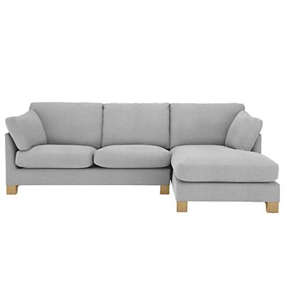John Lewis Ikon RHF Chaise End Sofa