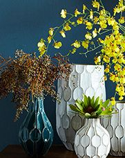 Introducing... west elm Vases