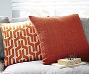 Introducing... west elm Cushions